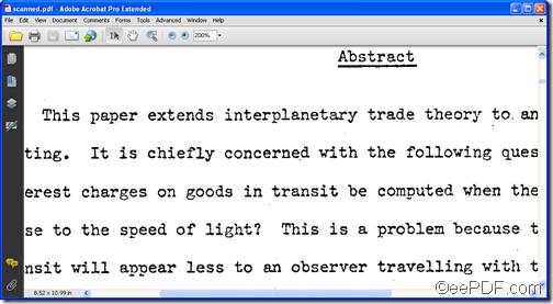 input image pdf
