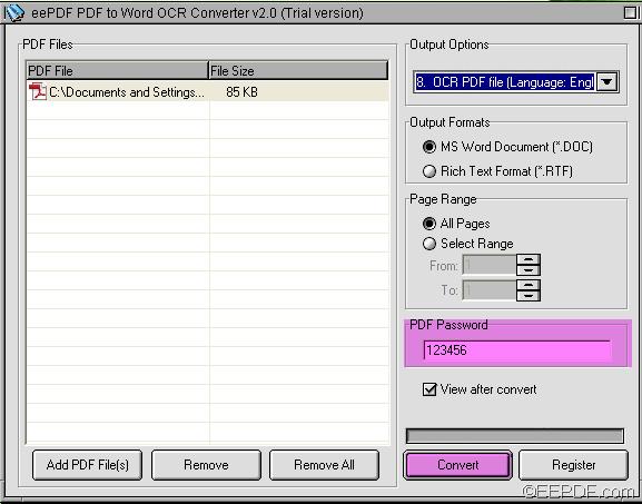OCR, online OCR, PDF OCR - OnlineConvert.com
